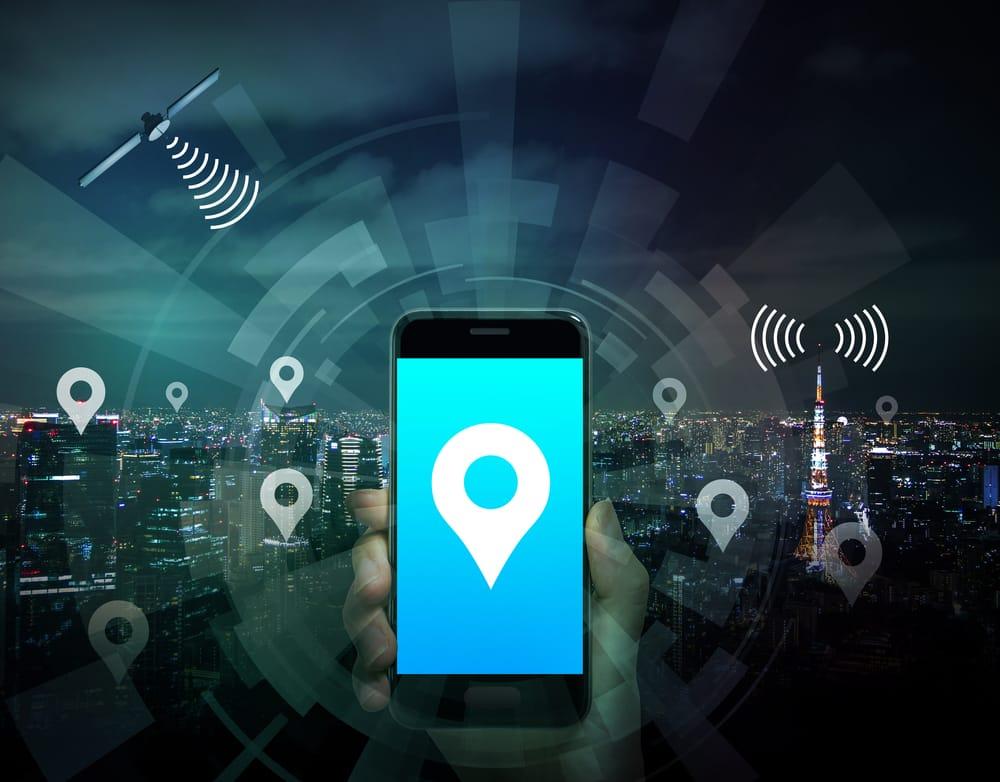 GPS Handyortung
