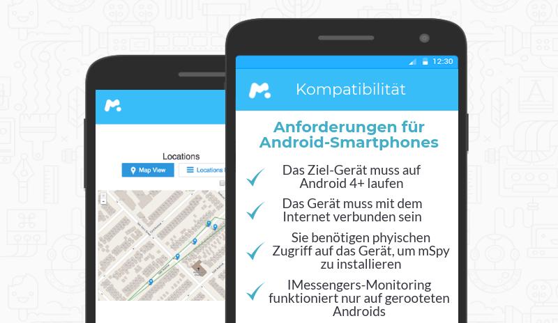 mspy android kompatibilität