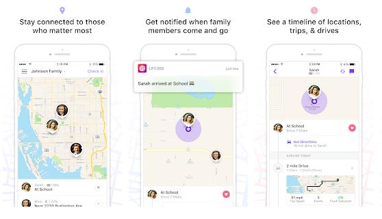 Familie Suchen - GPS Tracker